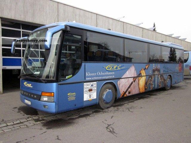 2003 EVO  Evobus Setra S 315 GT Coach Coaches photo