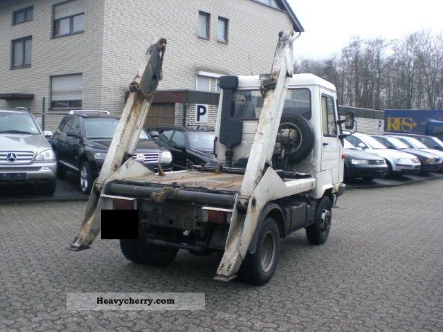 multicar champion m26 4x4 1 hand 1997 dumper truck photo. Black Bedroom Furniture Sets. Home Design Ideas