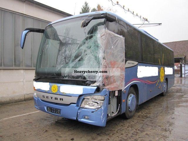 2007 Setra  412 UL Coach Coaches photo