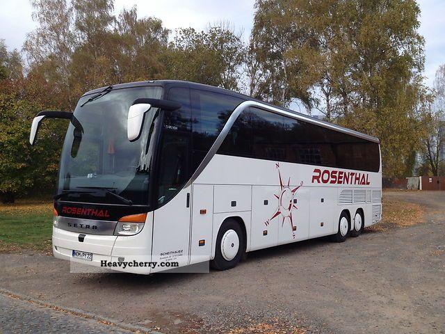 2007 Setra  416 HDH Coach Coaches photo