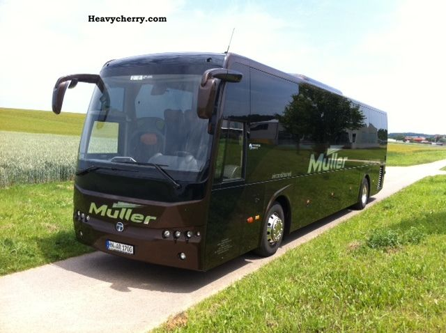 2011 Temsa  Safari HD 13 Coach Coaches photo