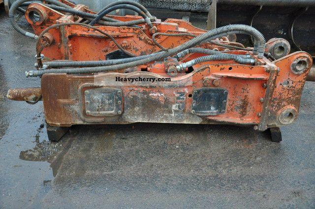 2006 NPK  E208A für16-21t excavator Construction machine Other construction vehicles photo