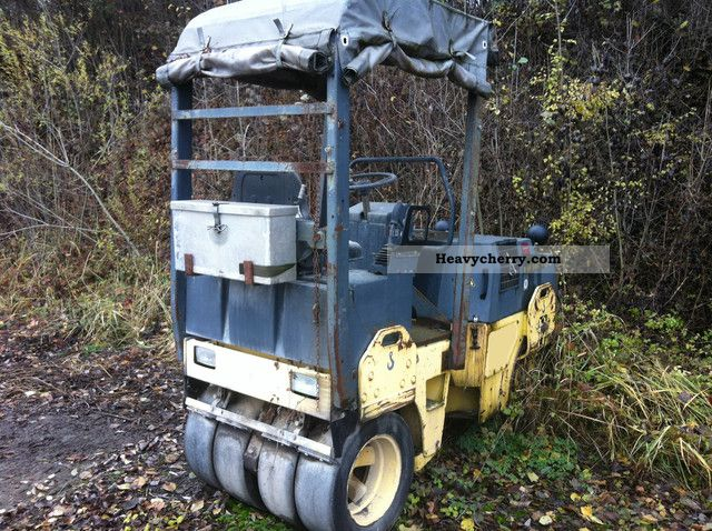 1995 BOMAG  100 AC-3 Construction machine Rollers photo