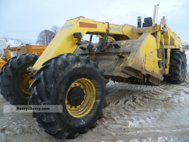 2003 BOMAG  MPH 122-2 defective! Construction machine Compactor photo