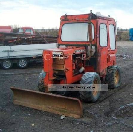 2012 Ditch Witch  Special 4x4x4 Construction machine Other construction vehicles photo