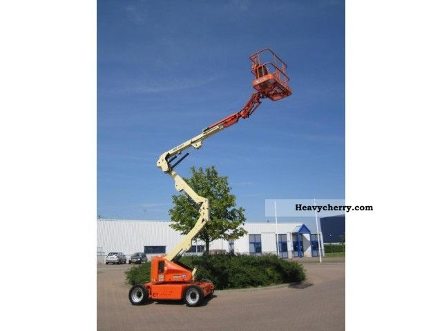 2003 JLG  E400 AJP Construction machine Working platform photo