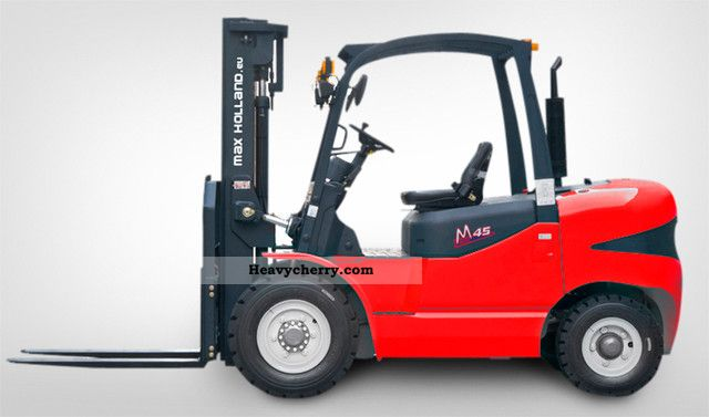 2012 Cesab  Max Holland FD 35 T Forklift truck Front-mounted forklift truck photo