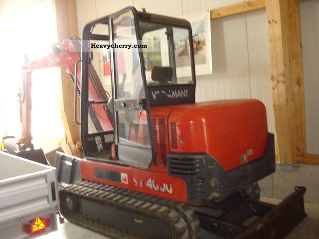 2001 Hinowa  VT4000 Construction machine Mini/Kompact-digger photo