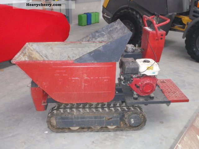 2006 Hinowa  H850B Construction machine Mini/Kompact-digger photo