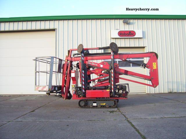 2008 Hinowa  14.70 Goldlift Construction machine Working platform photo