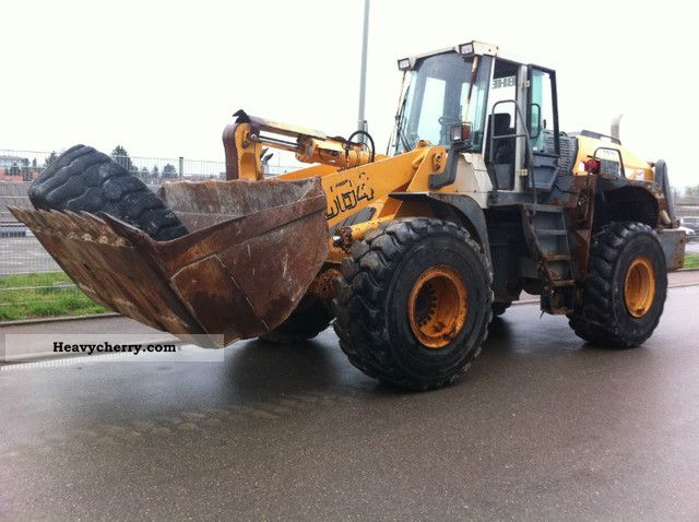 2006 Liebherr  2plus2 L 564/2006/24 tons / 11000h / Construction machine Wheeled loader photo