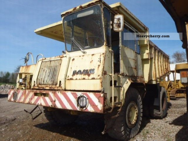 2012 Faun  K25/30V Construction machine Other construction vehicles photo