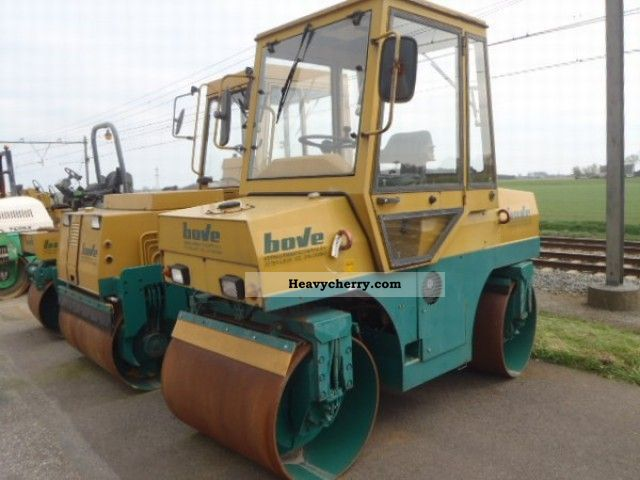 1996 Gehlmax  FTWH-100 Construction machine Rollers photo