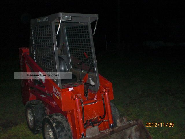 2000 Gehlmax  1625 Construction machine Other construction vehicles photo