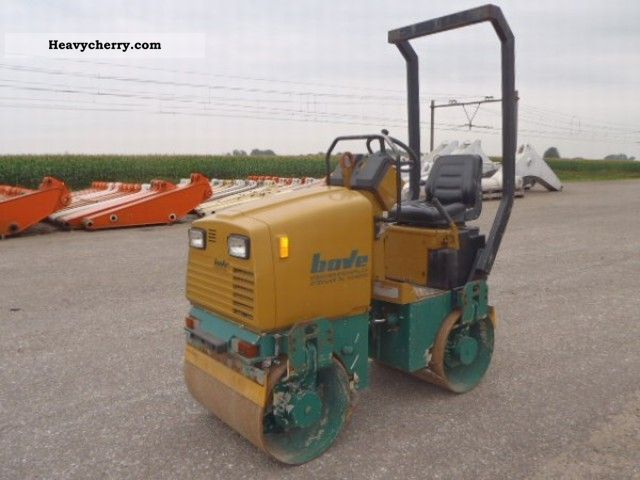 1998 Dynapac  CC 82 Construction machine Rollers photo