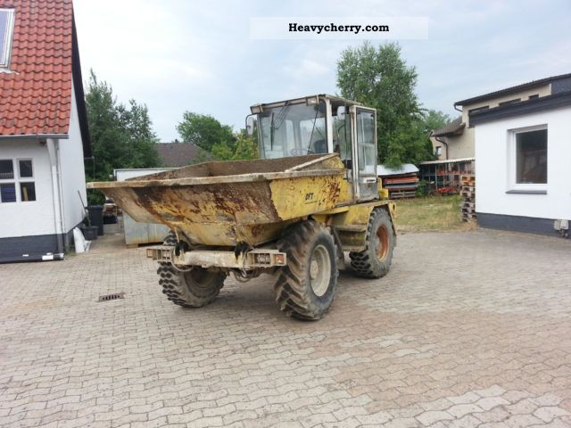 1994 Paus  GAB 240 Dumper Construction machine Other construction vehicles photo