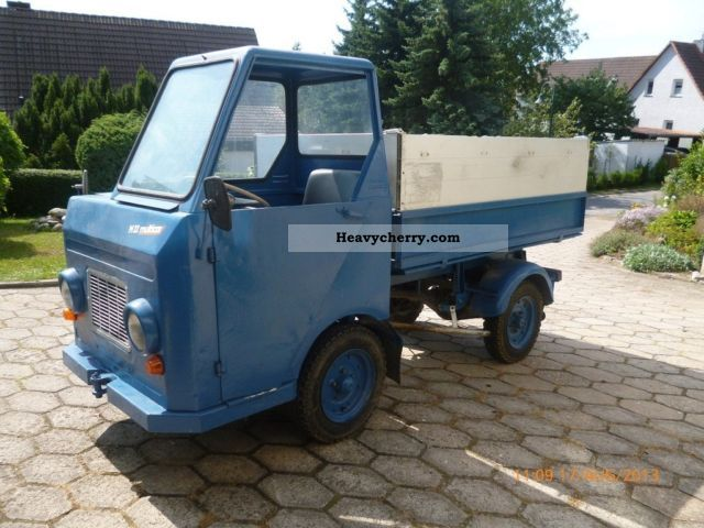1968 Multicar  M 22 Van or truck up to 7.5t Stake body photo
