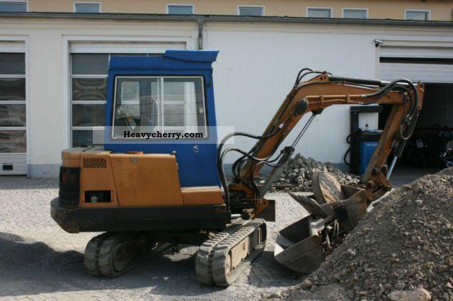 1994 Hanix  350/2 Construction machine Mini/Kompact-digger photo