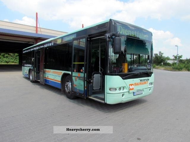 2004 Neoplan  4416 N Ü * Air Coach Public service vehicle photo