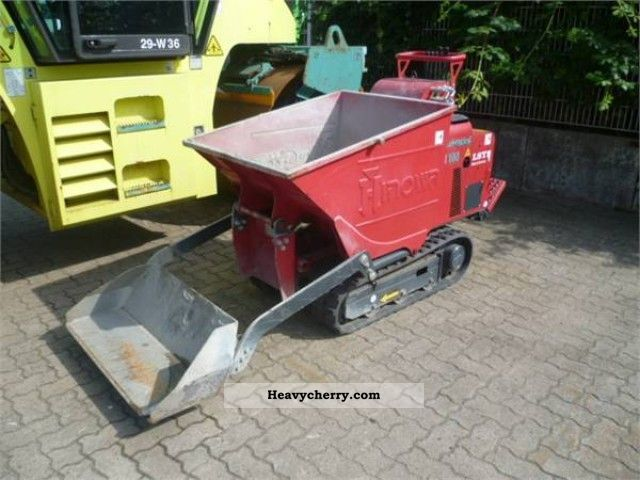 2011 Hinowa  HS 1100 Construction machine Other construction vehicles photo