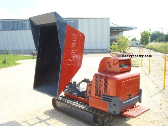 2001 Hinowa  HP1500 with rotary dumper dump Construction machine Other construction vehicles photo