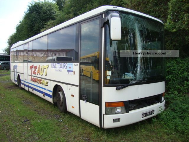 1998 Setra  315 H. engine is not running smoothly. Coach Coaches photo